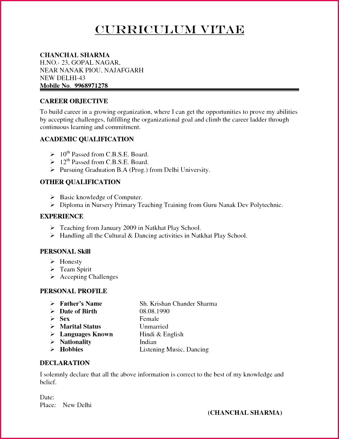 Internship Resume Best New Resume Cover Letter formatted Resume 0d Email Resume Cover