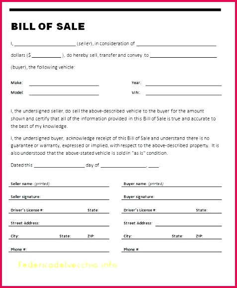 word equipment bill sale template lovely business exclusive of sample assets vehicle as is business bill of sale template