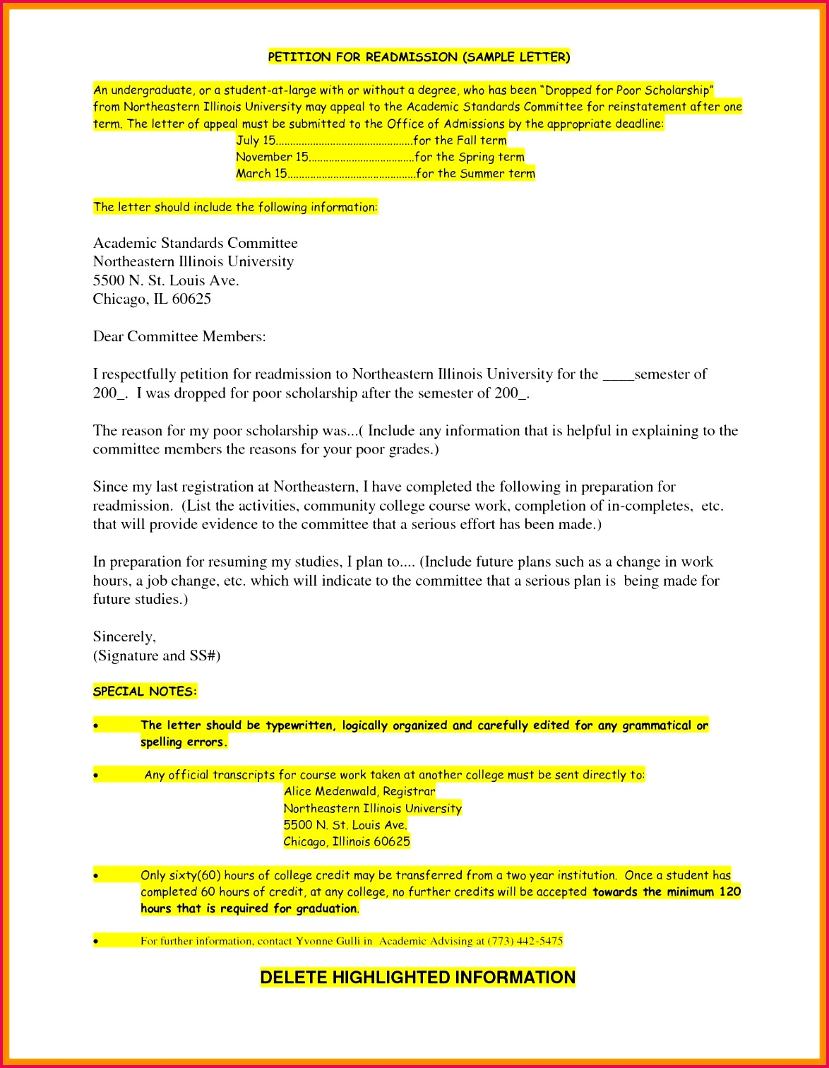 Academic Appeal Letter Sample Fresh 43 Fresh Financial Aid Reinstatement Appeal Letter Example D9k