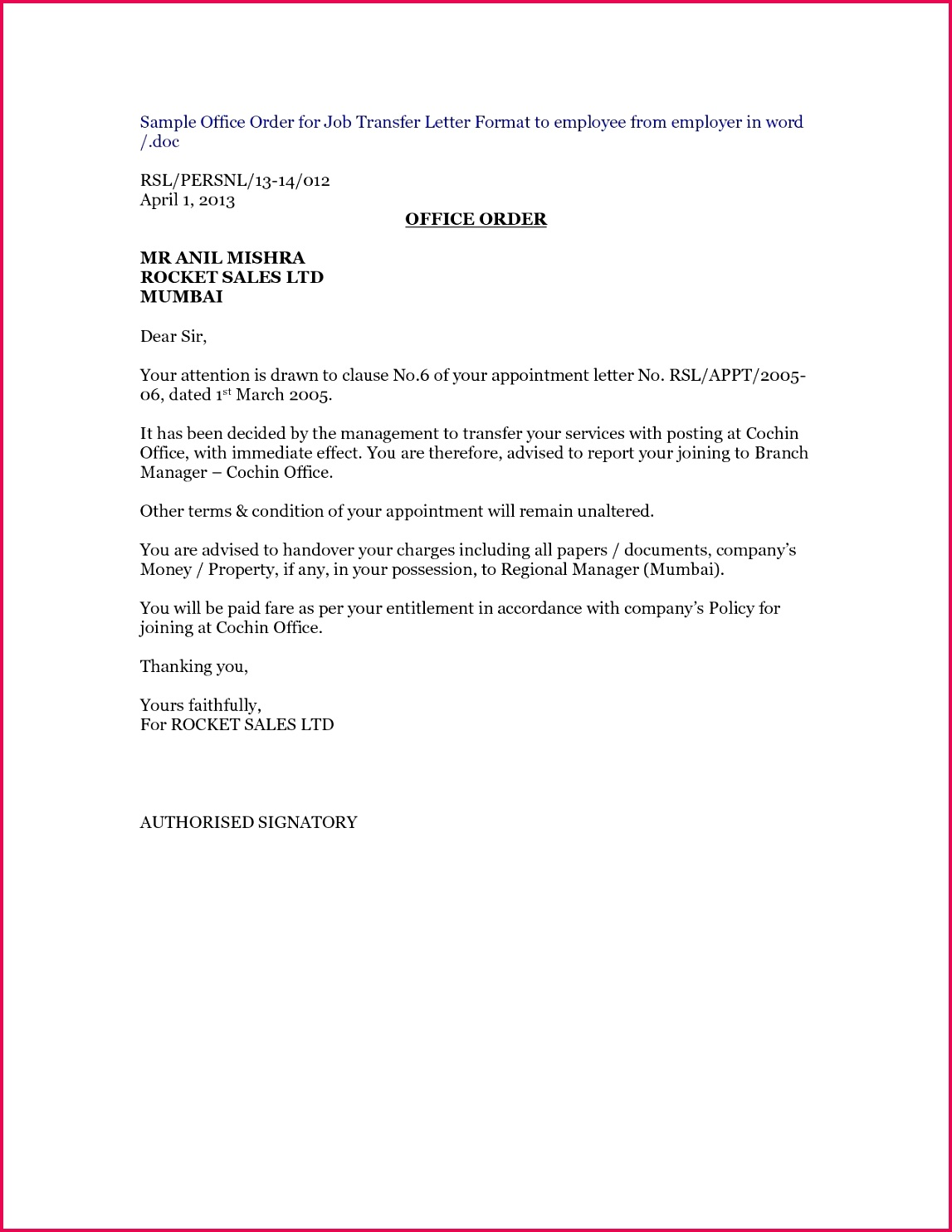 Job Relocation Letter Sample Best Job Relocation Request Letter Employee Reinstatement Notice Letter Use the