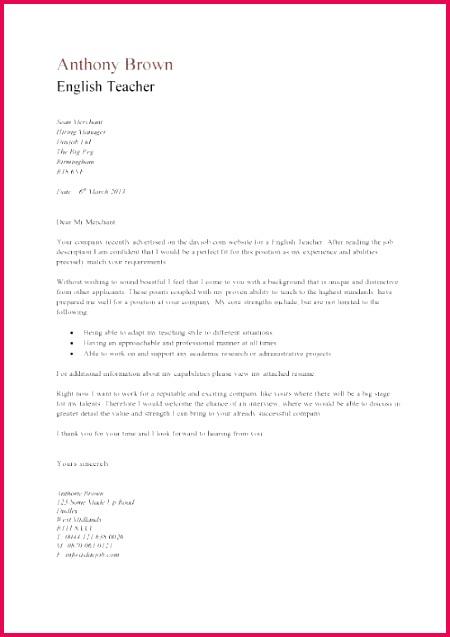 English Teacher resume 1 2 page version English Teacher cover letter 1
