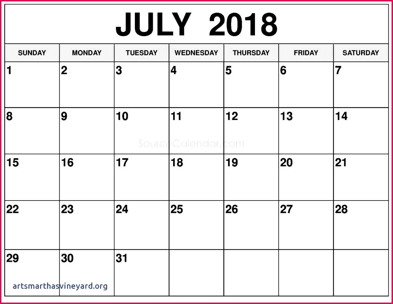 2018 Calendar Printable with Holidays Lovely Calendar Printable 0d Inspirational Free Calendar Template