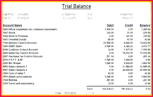 trial balance template excel accounting journal templates free cashier sheet for 2013 personal spreadsheet