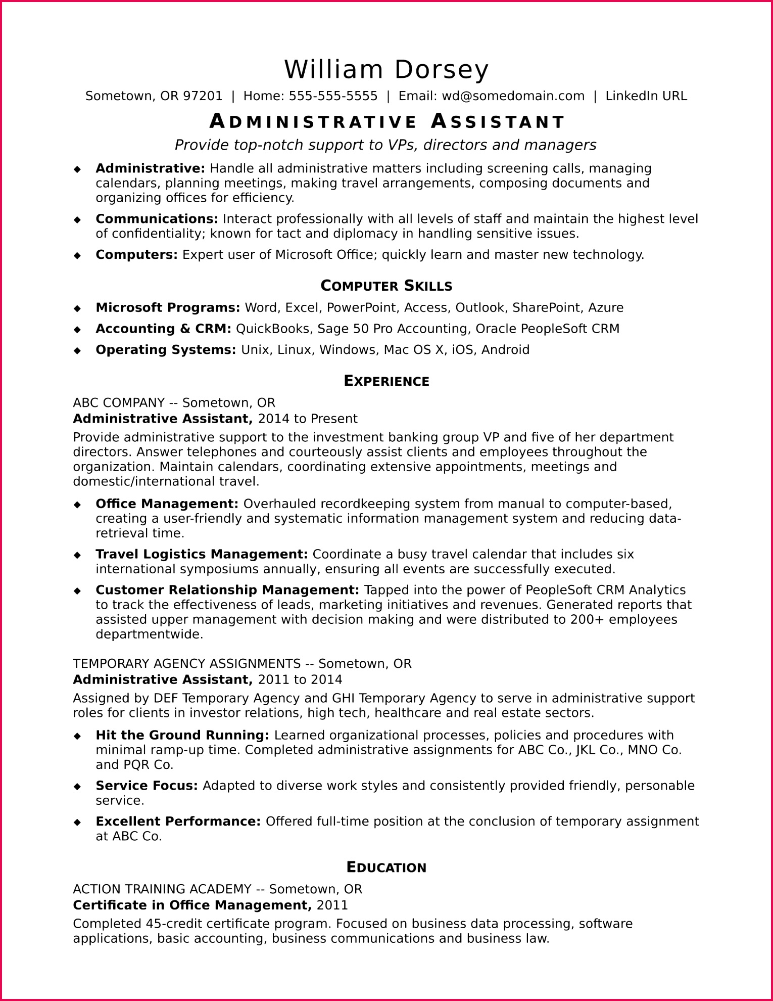 Entry level administrative assistant resume vast resume template executive assistant beautiful ssis resume 1700x2200 Templates