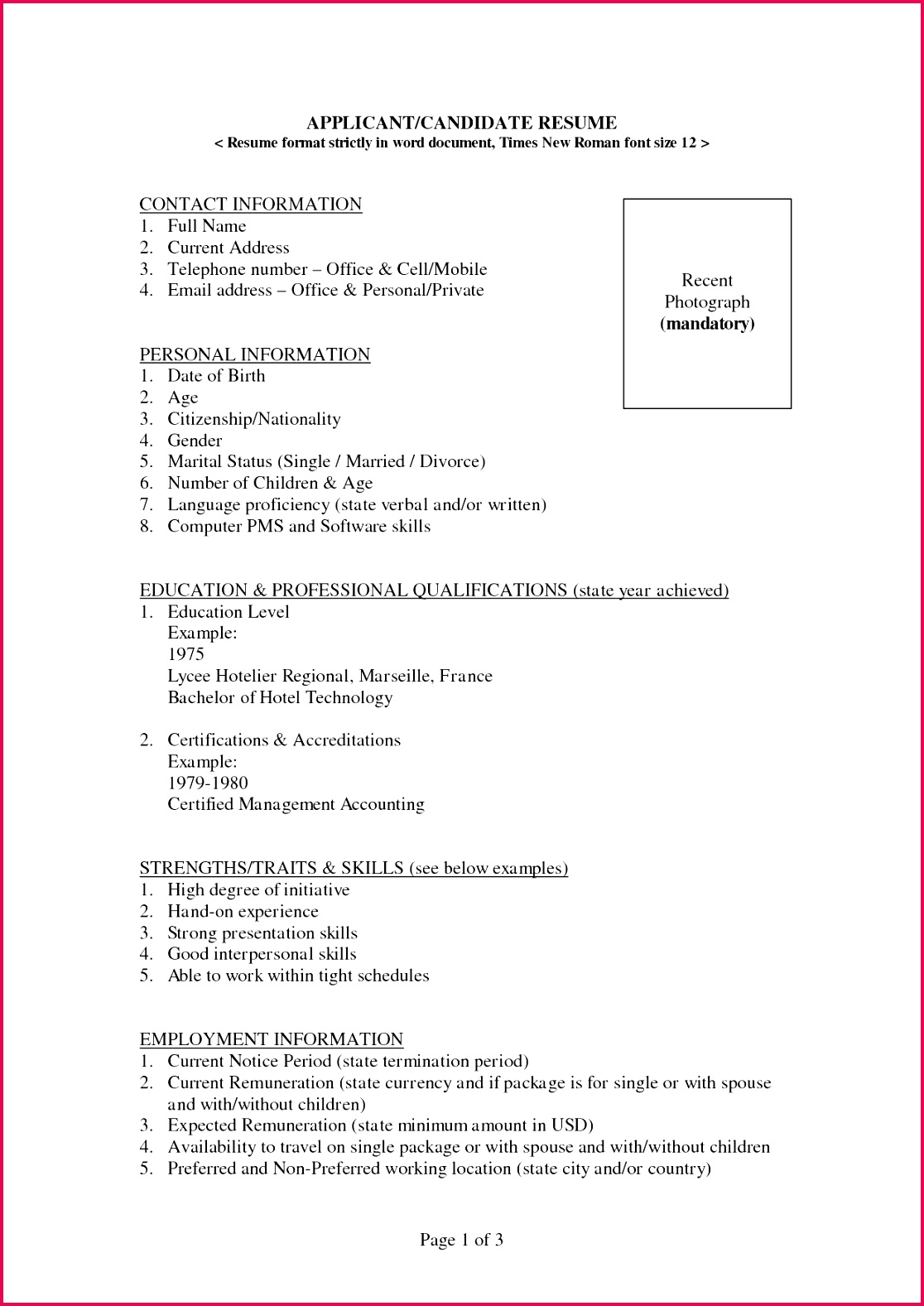 Written Statement Template Awesome I Need A Resume Luxury Unique Examples Resumes Ecologist Resume 0d