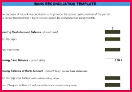 Excel Monthly In e Statement Template Financial Accounting In e Statement
