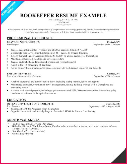 Accounting Process format Resume for Accounting Fresh Resume Examples 0d Skills Examples for Download