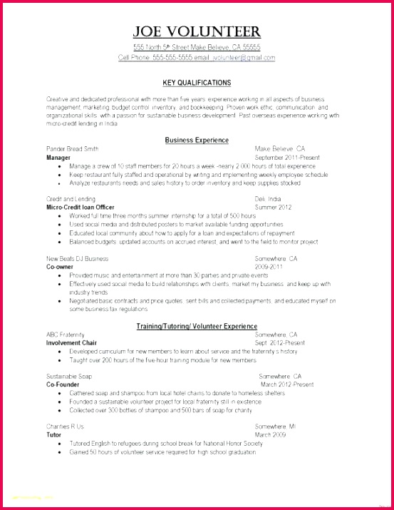 Write Up at Work Template Best Resume No Experience Sample Resume Examples 0d Good Looking