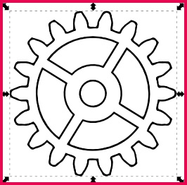 GEAR TEMPLATES TO COLOR