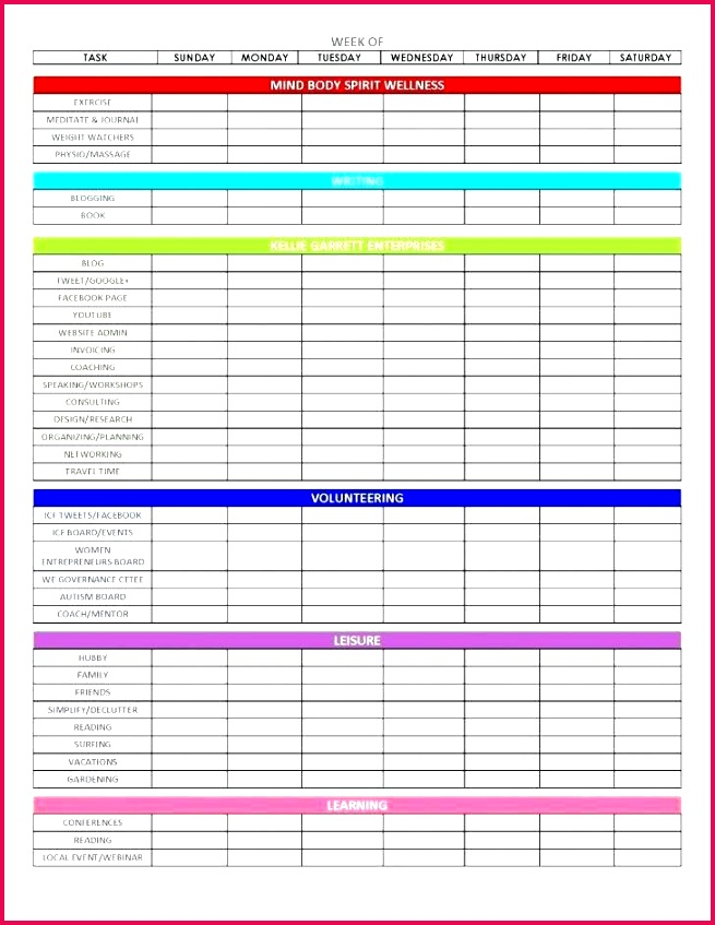 time template employee tracking free sample excel daily task spreadsheet medium to large work tracker and