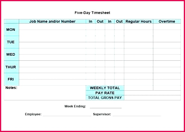 Templates Excel Time Card Template For Daily Sheet With Employee Timesheet Uk Monthly