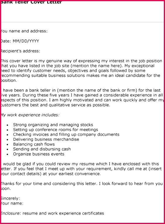 34 Download Letter Application for Work Experience