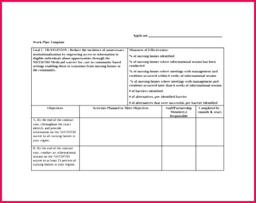 Free Employee Schedule Template New Free Employee Schedule Template Free Download Work Plan Template