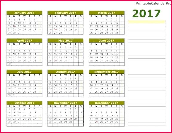 employee attendance calendar tracker printable free 2017 template