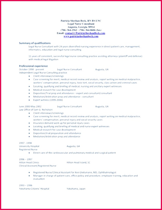 Consultant Report Template Awesome Fresh New Nurse Resume Awesome Nurse Resume 0d Wallpapers 42 Example