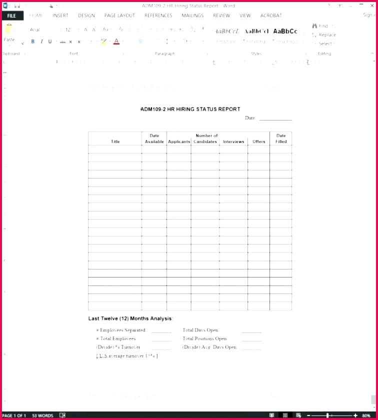 3 Employee Performance Report Template 82713 | FabTemplatez