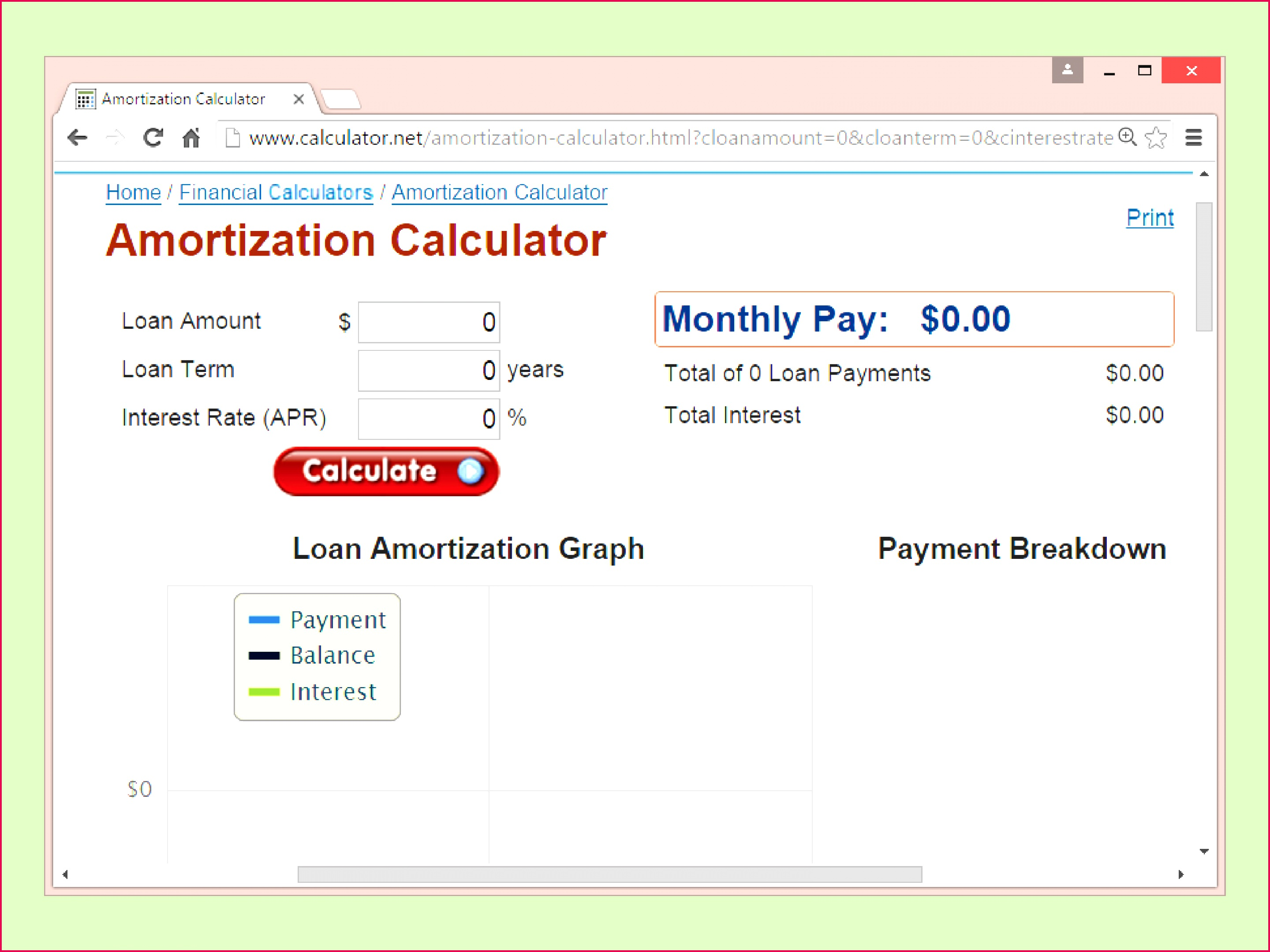 6 Excel Amortization Schedule with Extra Payments Template ...