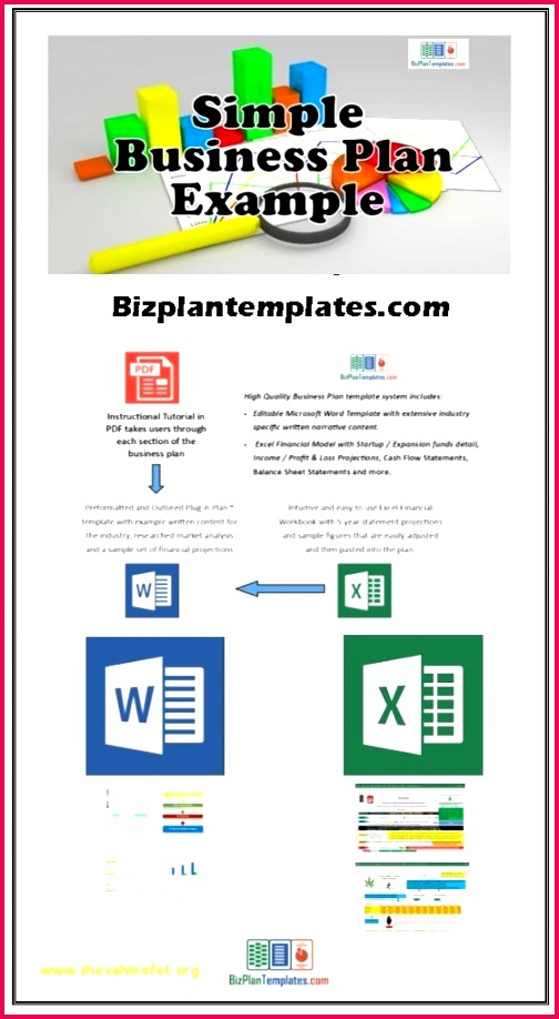 Buisness Plan Template Example Graphic Design Business Plan