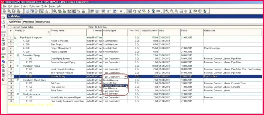 Project Management with Invoicing Free Business Invoices
