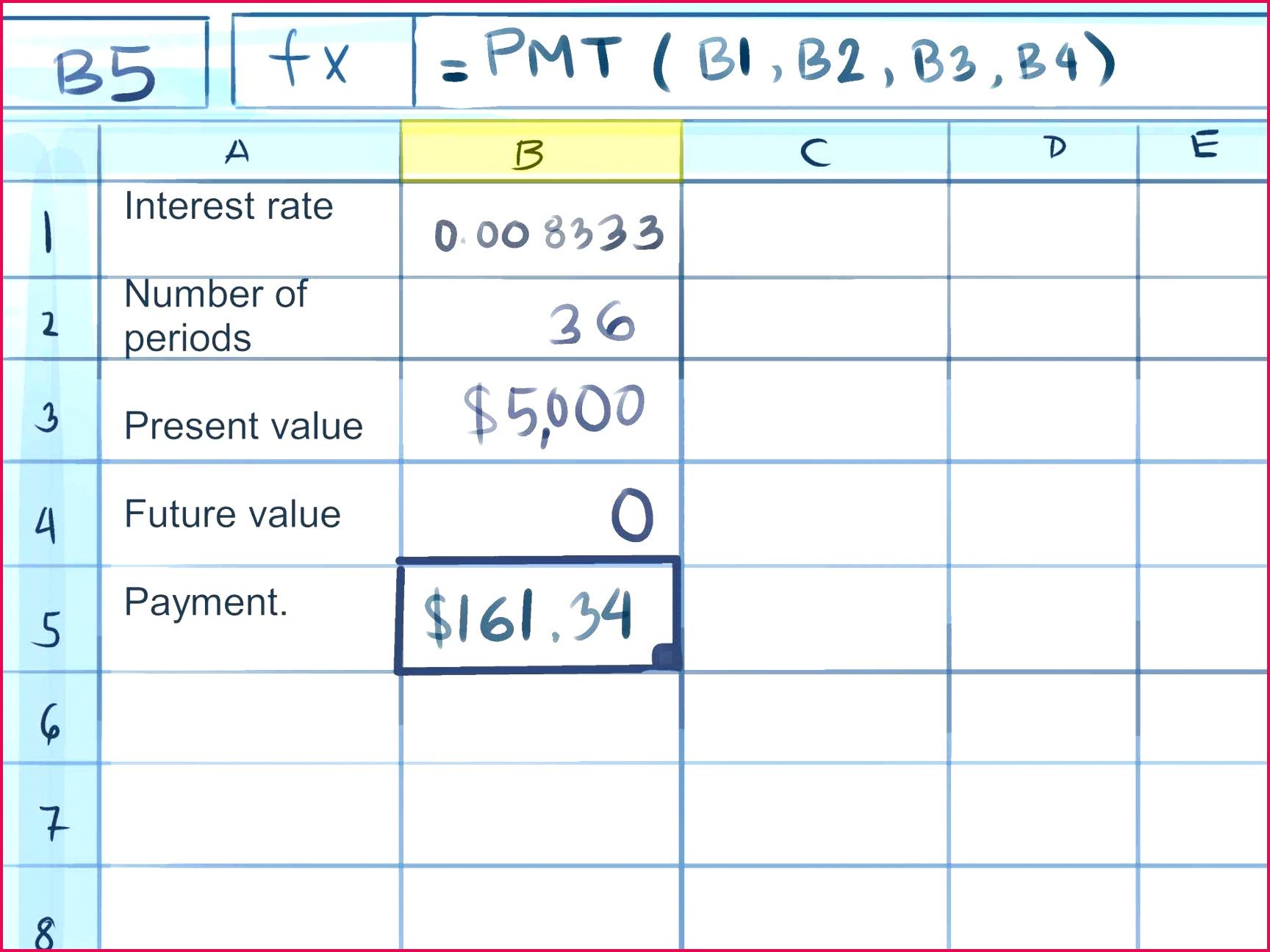 7 free loan amortization schedule excel 65155