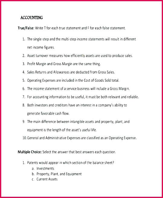 Multi Step In e Statement Template Unique Template Cv Menarik Balance Sheet Google Docs Spreadsheet Templates