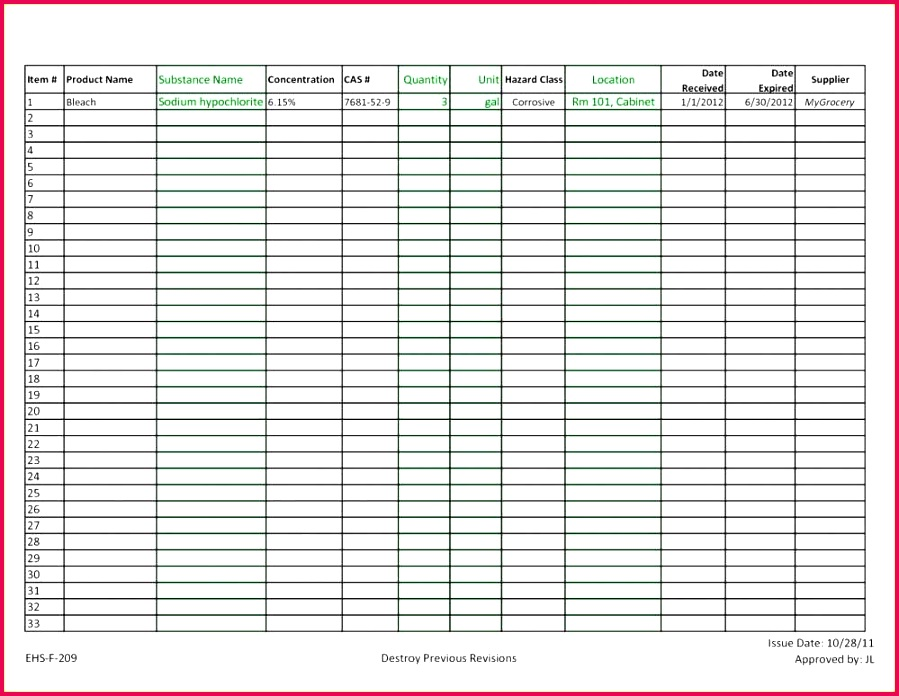 7 Inventory and Sales Manager Excel Template 92619 ...