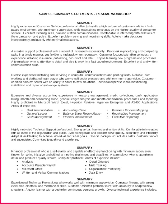 Accounting Problems Sample Resume for Accounting Fresh Resume Examples 0d Skills Examples for New