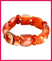 Excel Orange Bracelet
