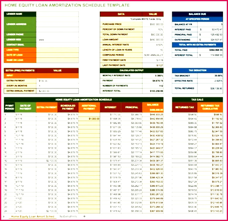 Amortization Schedule Spreadsheet Inspirational Excel Mortgage Template with Extra Payments Choice Image Templates Amortization Schedule ibCbf