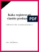 vodic za registraciju businessa amil kamenica youth pdf