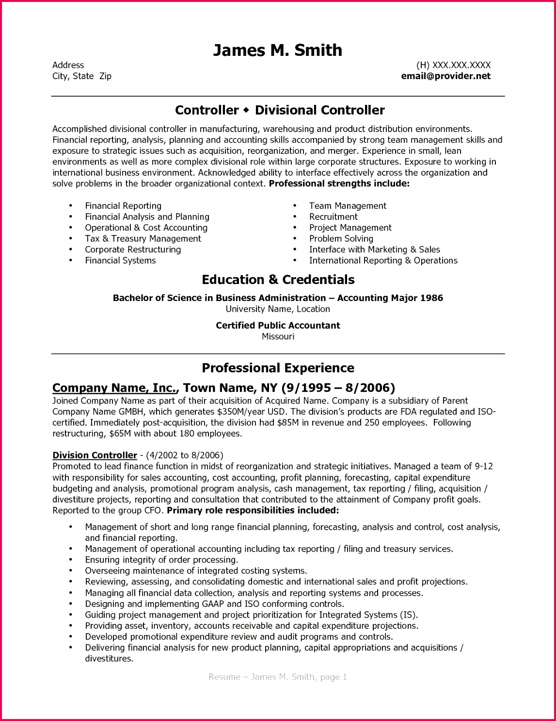General Ledger Accountant Resume Sample New Cfo Resume Template Inspirational Actor Resumes 0d Financial