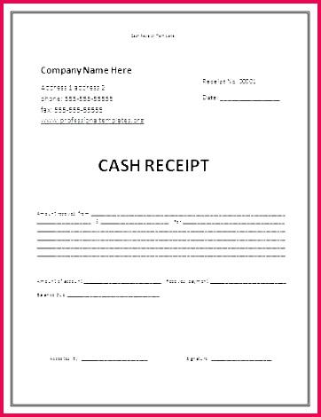 3 Receipt Voucher format In Excel 85809   FabTemplatez