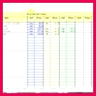 Sample Spreadsheet Data for Work Hours Calculator Excel Spreadsheet Fresh Excel Worksheet 0d