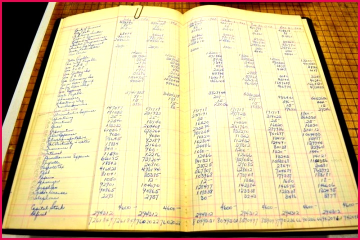 accounting ledger book Google Search