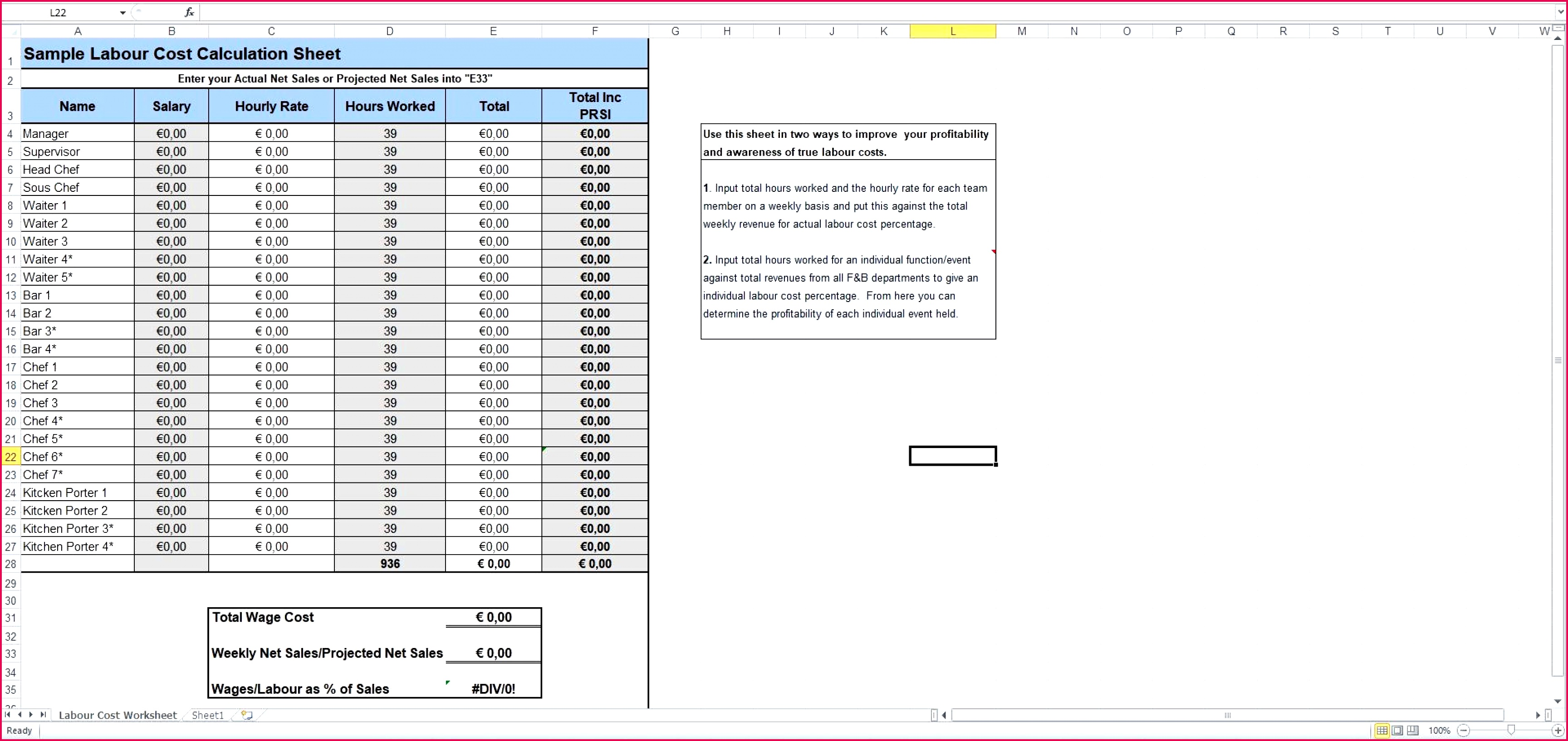 Excel Timesheet Template with Tasks Unique Excel Timesheet Template with formulas Unique Calculator for Hours