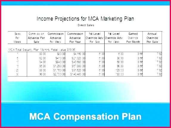 4 total compensation template excel 52261