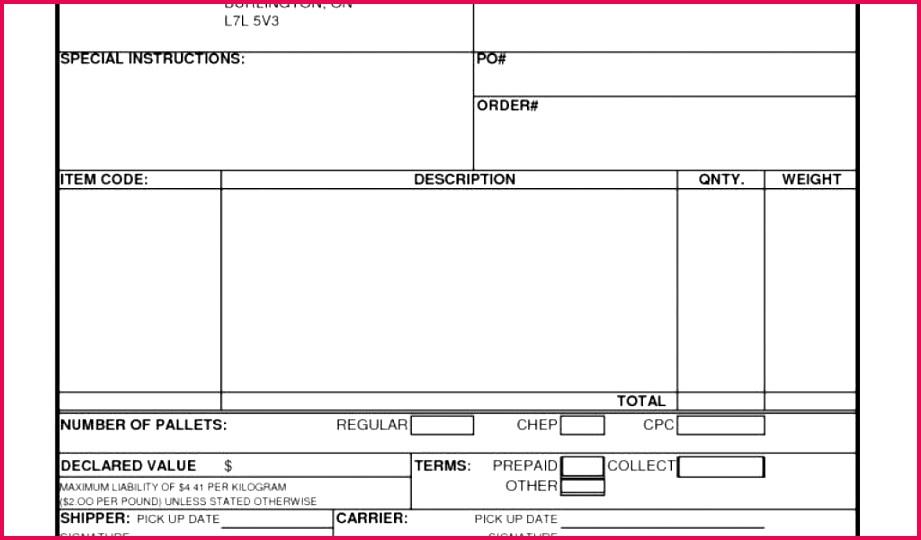 5 Transportation Receipt Template 34089 | FabTemplatez