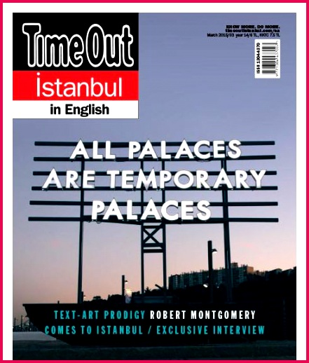 Time Out Ä°stanbul in English