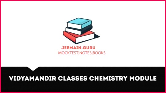 [PDF]DOWNLOAD VIDYAMANDIR Classes Chemistry Module