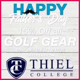 thiel gear fathers day