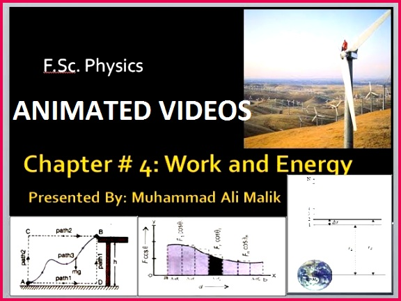 CLICK HERE TO GET ACCESS TO VIDEO PLAYLIST OF CHAPTER 4 WORK AND ENERGY