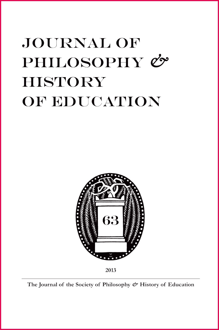 PDF Using Dewey s curriculum theory to analyze evaluate and reconstruct educational entities