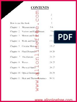 11 class Short questions Notes Angular Resolution