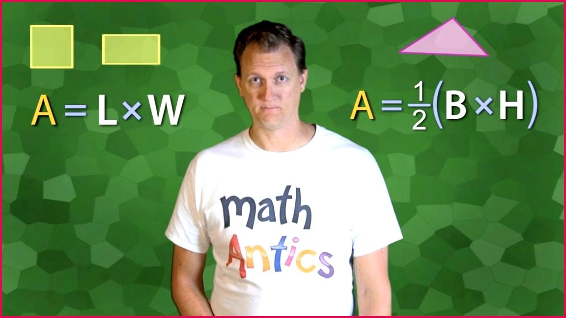 Math Antics Area