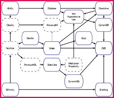 CAUSALGRAPH graph