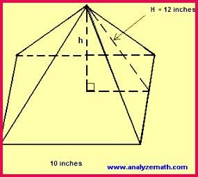 pyramid in problem 1