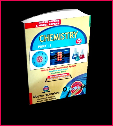 Model Paper Chemistry 9th Class Federal Board Guess Paper 2016