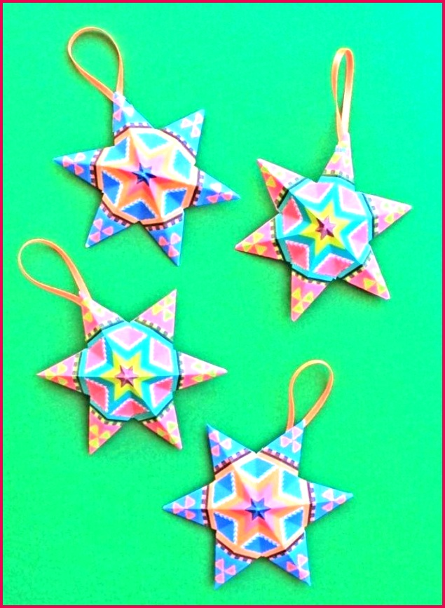 Paper Star Lantern Template Lovely Paper Star Cut Out Template