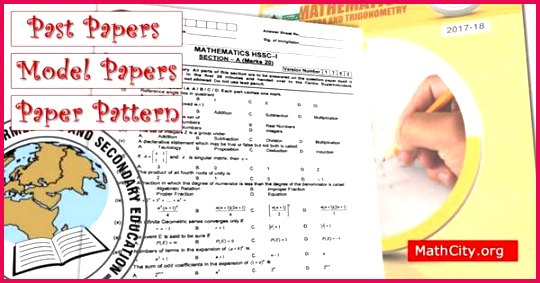FBISE Paper Papers HSSC I