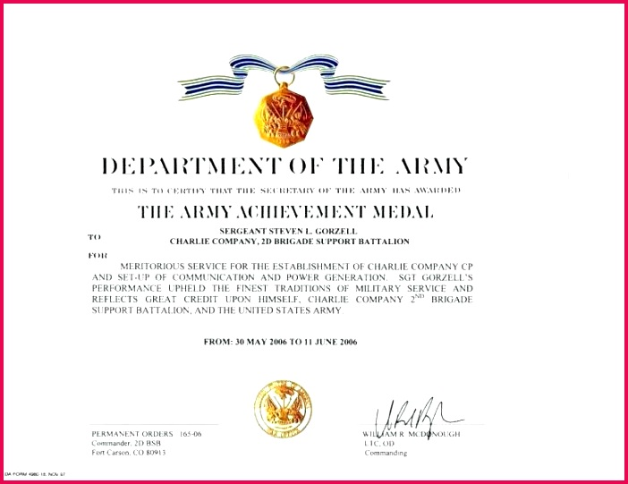 new sample certificate of recognition certificate template appreciation best of army certificate appreciation template as us army training certificate templates army certificate of training template